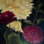 bloemen, dahlia's